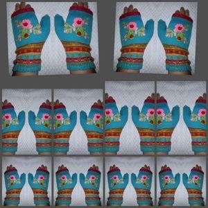 20 NEW gloves hand warmers fingerless mittens
